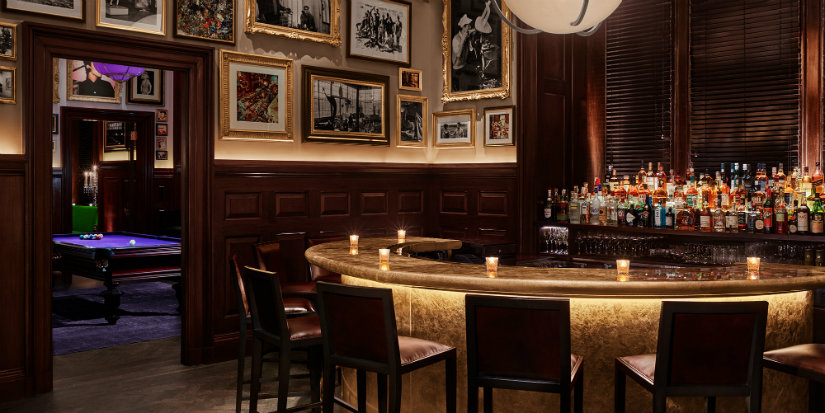 Restaurant luxury hotels by Rockwell Group