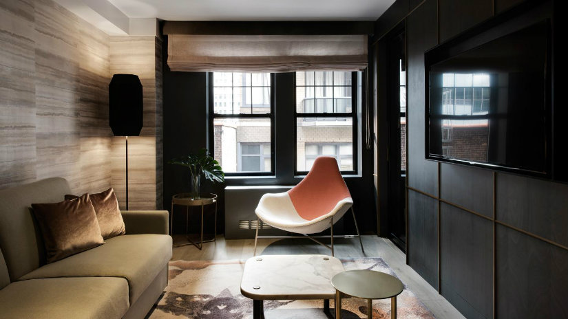 Best hotel projects by Rockwell Group