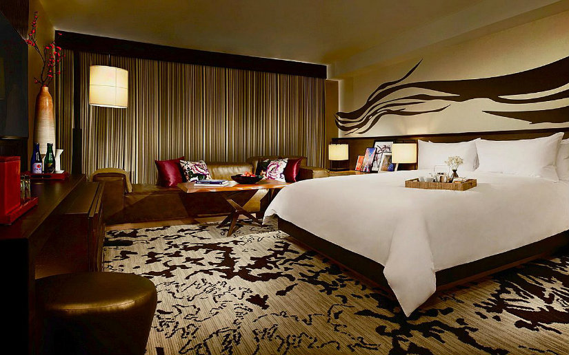Bedroom hotel ideas by Rockwell Group