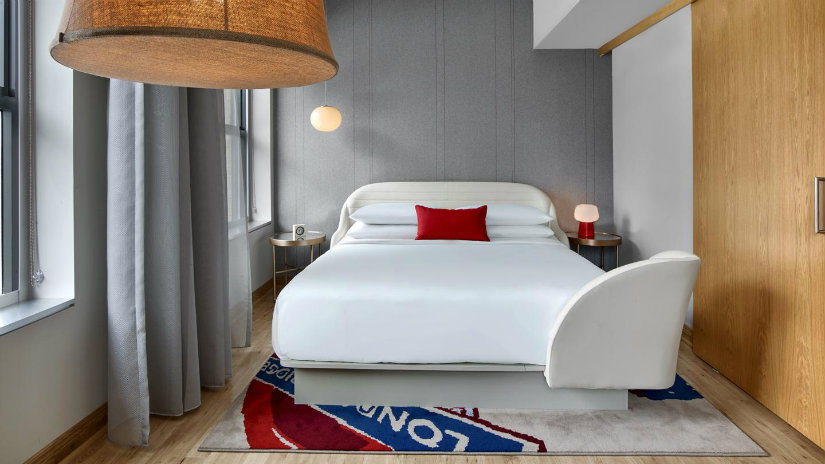 Top Hotel interior designs by Rockwell Group