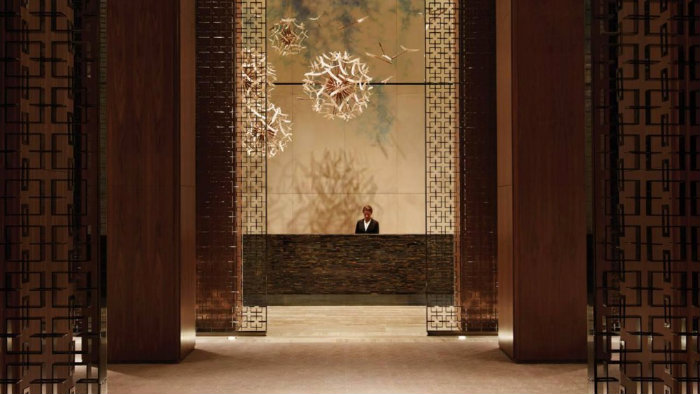 World's 10 Best Luxury Hotel Lobby Designs