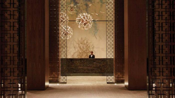 World's 10 Best Luxury Hotel Lobby Designs