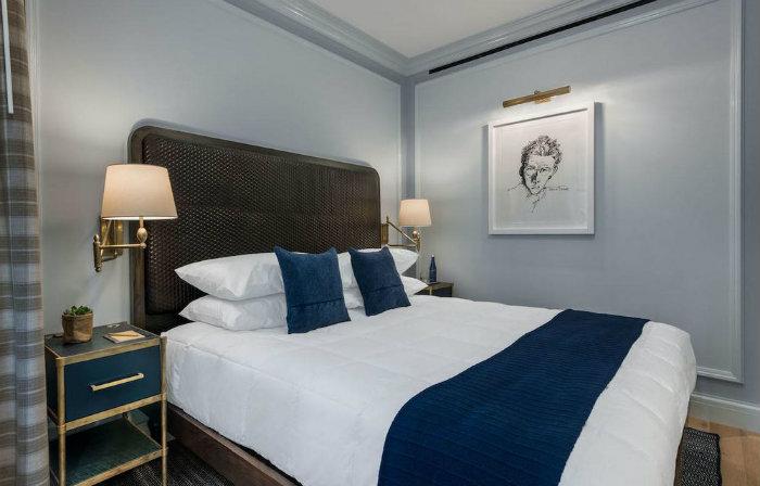 28 Room Newest Boutique Hotel by Meyer Davis Studio
