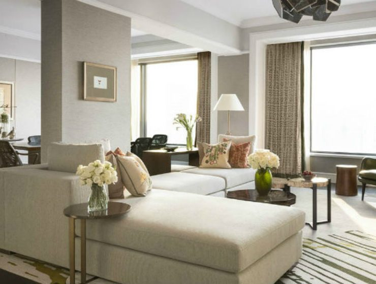 Hotel Lighting Design – Hotel Lobbies
