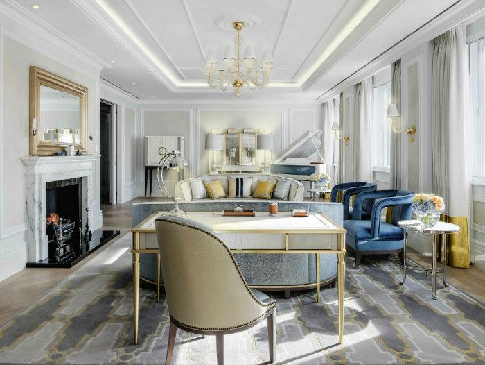 Luxury hotel design ideas by Richmond International