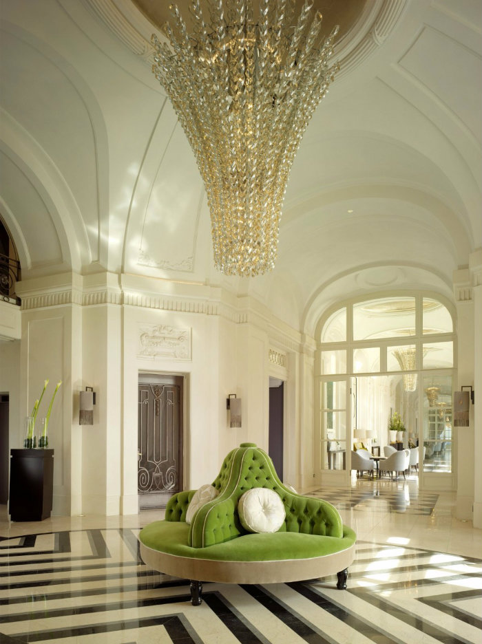 Stunning Luxury Hotel Lobby Ideas by Richmond International