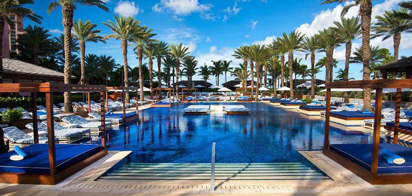 Atlantis Paradise Island hotel interior design