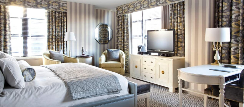 The Gettys Group designs the Madison Washington DC