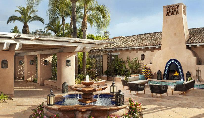 Rancho Valencia Resort & Spa hospitality design