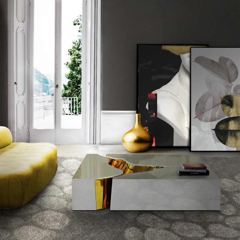 The Most Luxurious Coffee Tables For You (4)