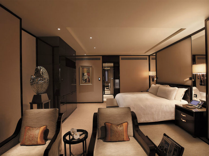The Peninsula luxury hotel, Hong Kong