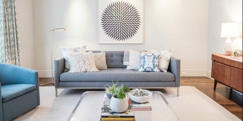 acrylic furniture interior deisgn 2019