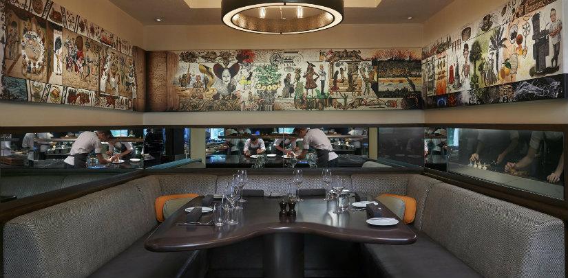 dinner by heston blumenthal best restaurant design