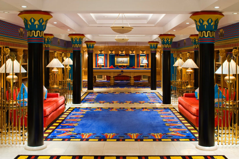 hospitality projects interior design