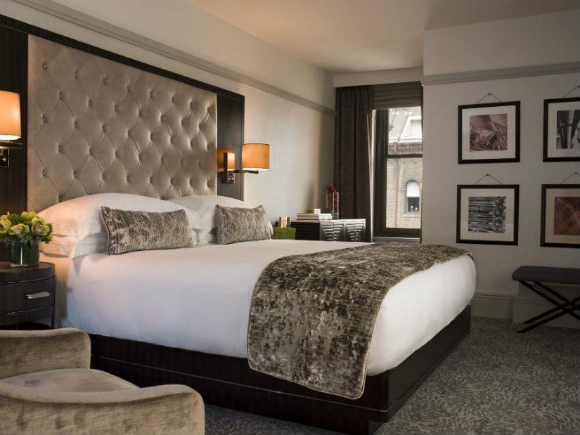 hotel bedroom interior design ideas