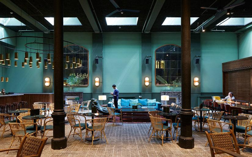 luxury hotel interior design inspiration