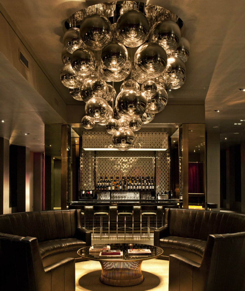 luxury hotel lighting ideas