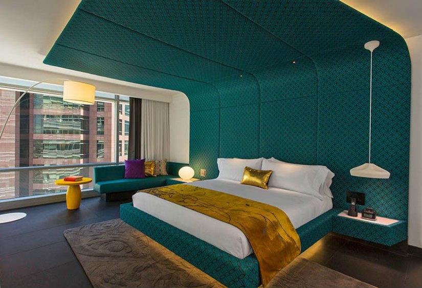 luxury hotel room ideas