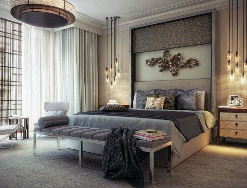 luxury hotels lighting design ideas