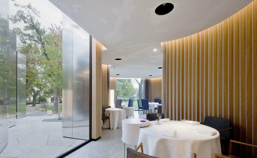steirereck restaurant interior design tips