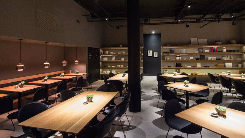 cosme luxury restaurant