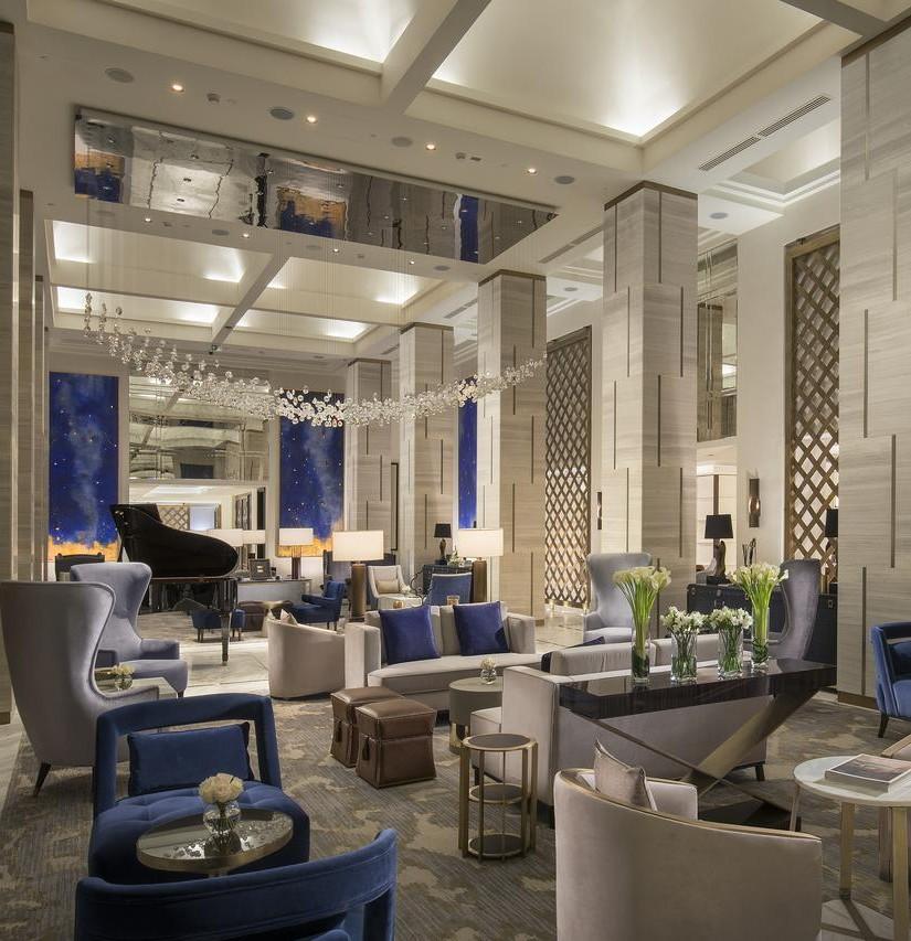 hospitality interior design regis astana