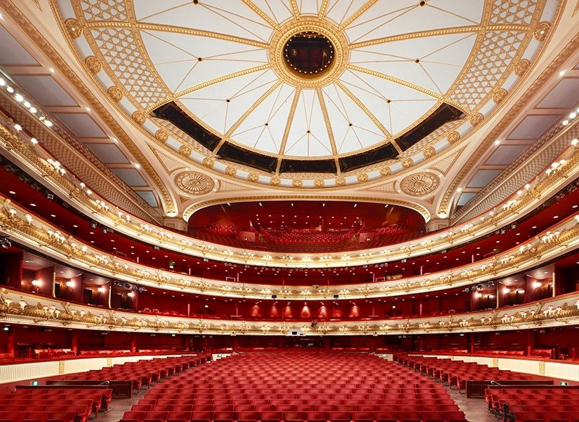 hospitality interior design royal opera house