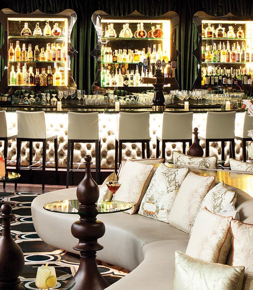 hotel lobbies interior design