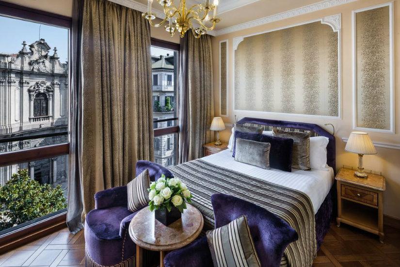 iSaloni 2019 luxury hotels
