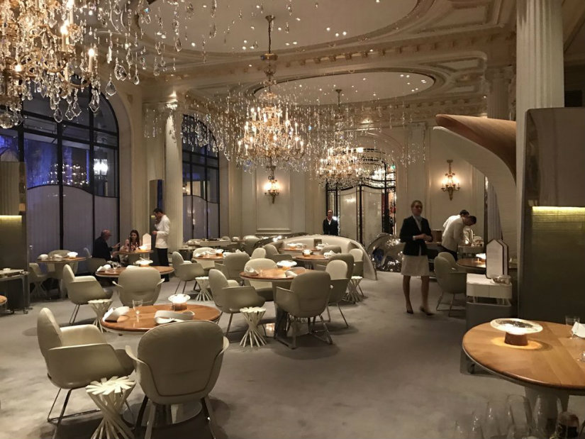 luxurious restaurants in the world ducasse
