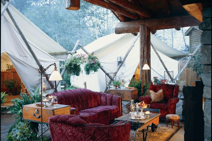 luxury hospitality design clayoquot