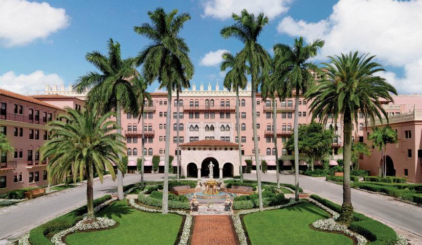 luxury hotel boca raton