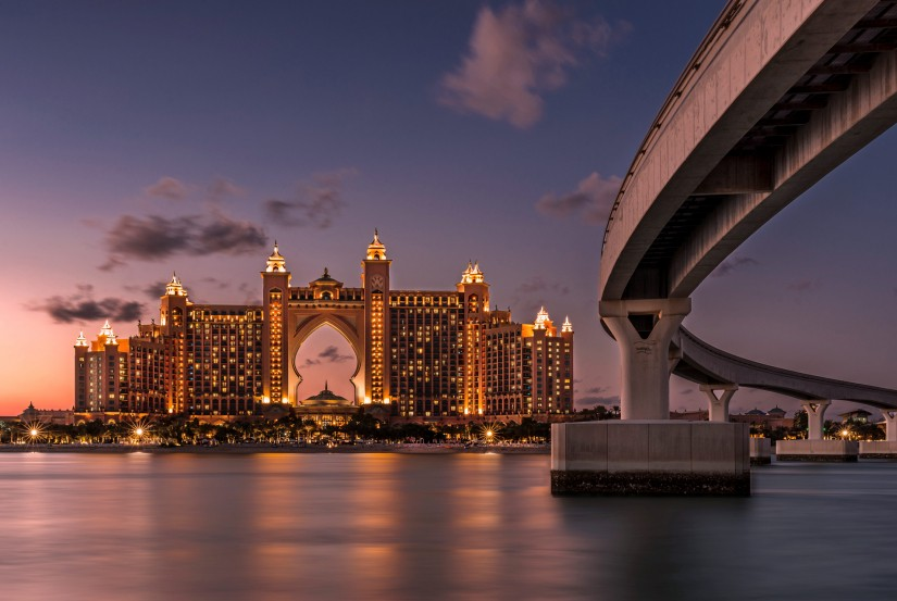 luxury hotels atlantis the palm