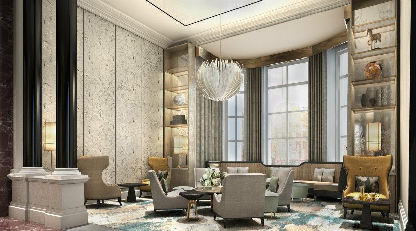 luxury hotels iSaloni 2019