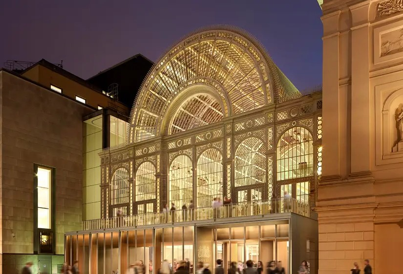 luxury interior design royal opera house
