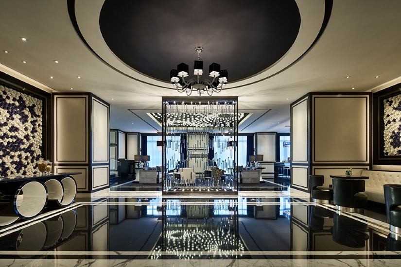 luxury lobbies interior design