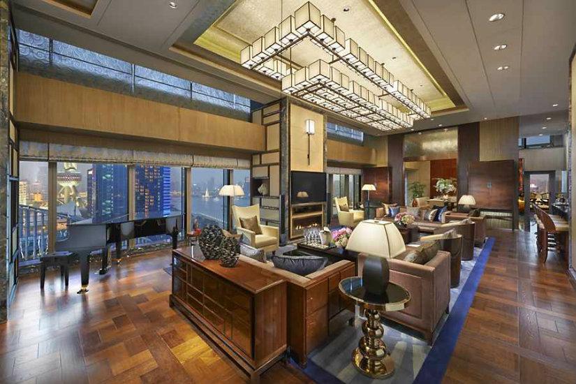 presidential suite shanghai suite