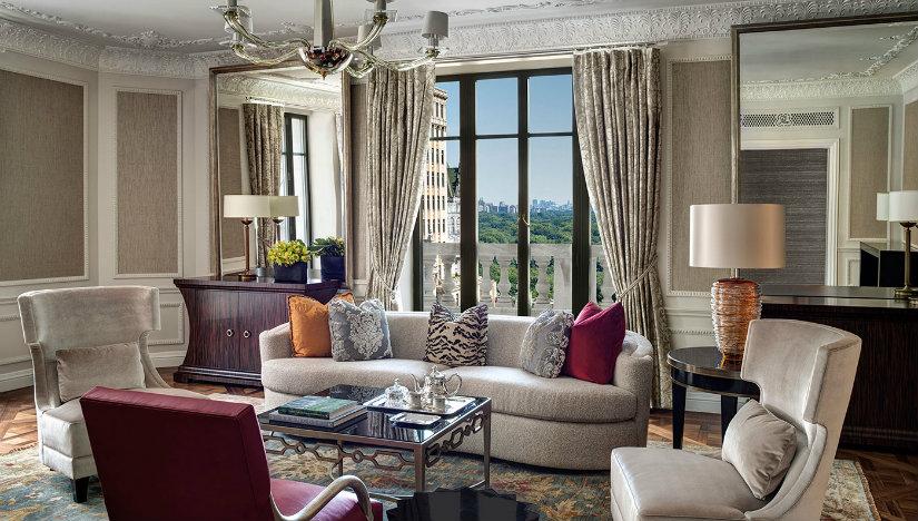 st regis hospitality interior design