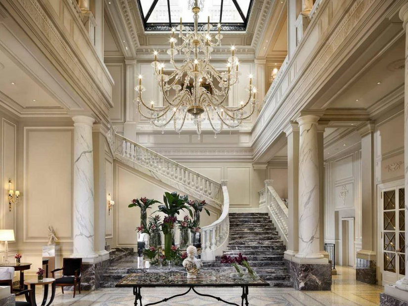 where to stay in Milan luxury hotels