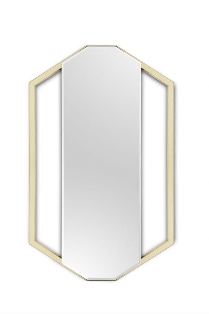 Luxury Wall mirror SAPPHIRE MV