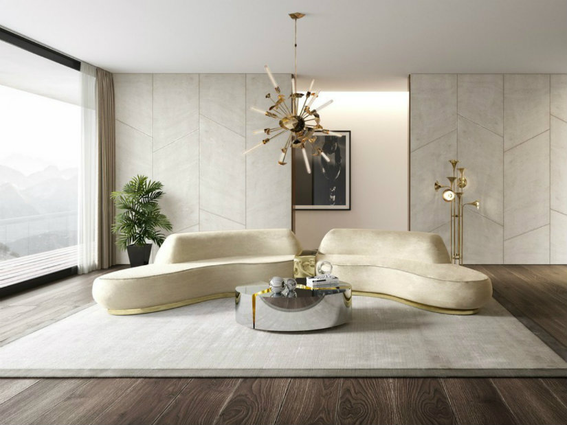 Luxury Lounge Sofas