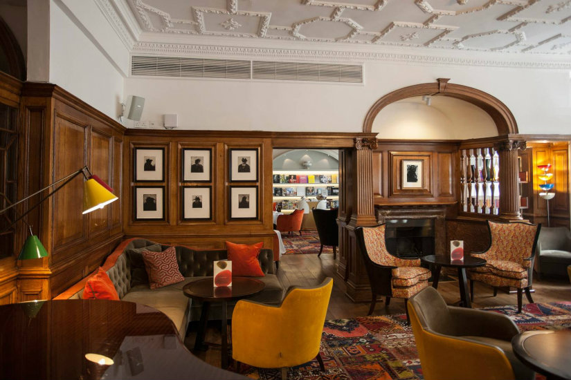 Best London hotel decor ideas The Brown's Hotel