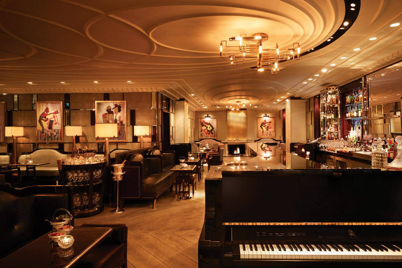 Hotel bar ideas at Corinthia Hotel London