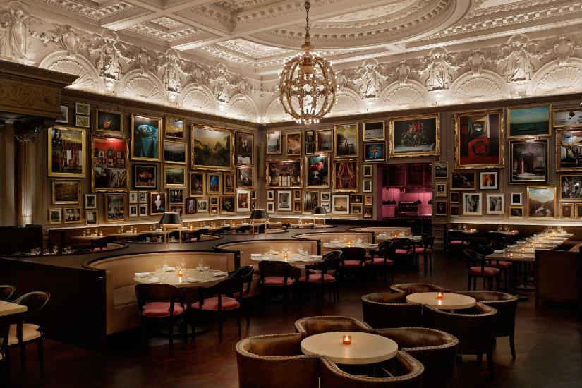 Best London hotels - London Edition hotel decor