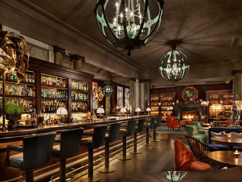 Best London hotel decor ideas The Rosewood