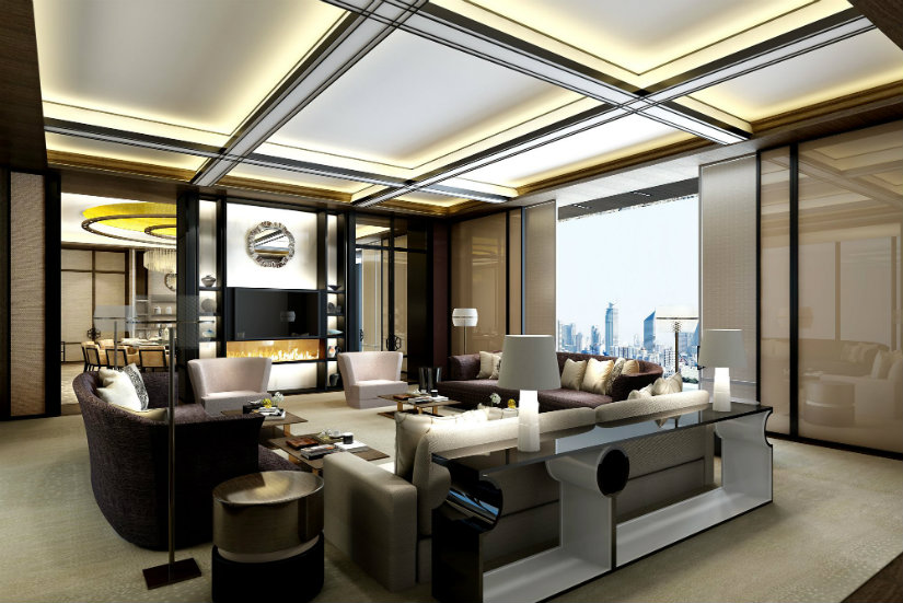 Luxury Hotels News - Ritz Carlton Xi An by WTGA (4)