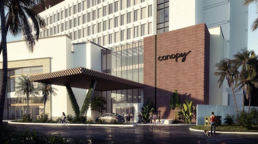 Luxury Hilton Hotels opening Mexico