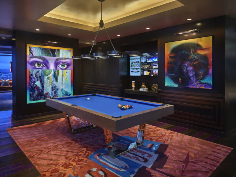 Hotel Luxury Suites - an eclectic Kingpin at Las Vegas by R (12)
