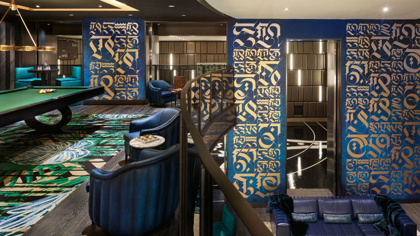 Luxury Hotel design ideas by Rockwell Group
