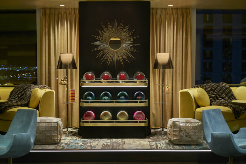 luxury hotel suites by Rockwell Group